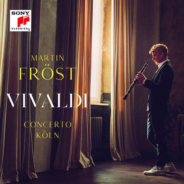 CD FROST, MARTIN & CONCERTO - Vivaldi