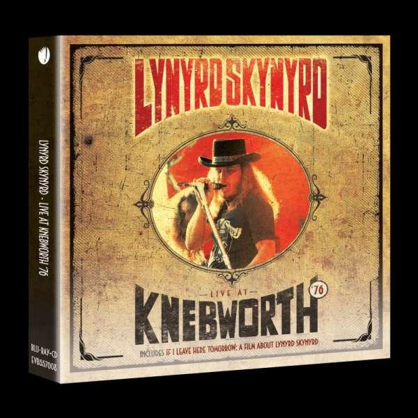 Lynyrd Skynyrd - DVD LIVE AT KNEBWORTH '76/CD