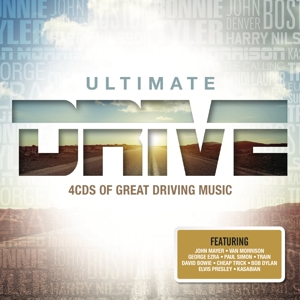 CD V/A - Ultimate... Drive