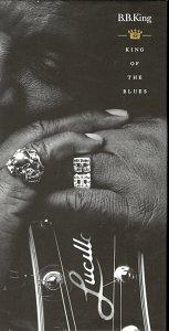 CD KING B.B - KING OF THE BLUES: 1989