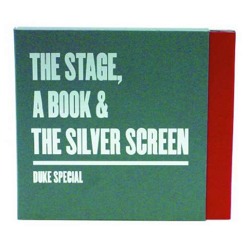 CD DUKE SPECIAL - STAGE, THE BOOK AND THE SILVER SCREEN