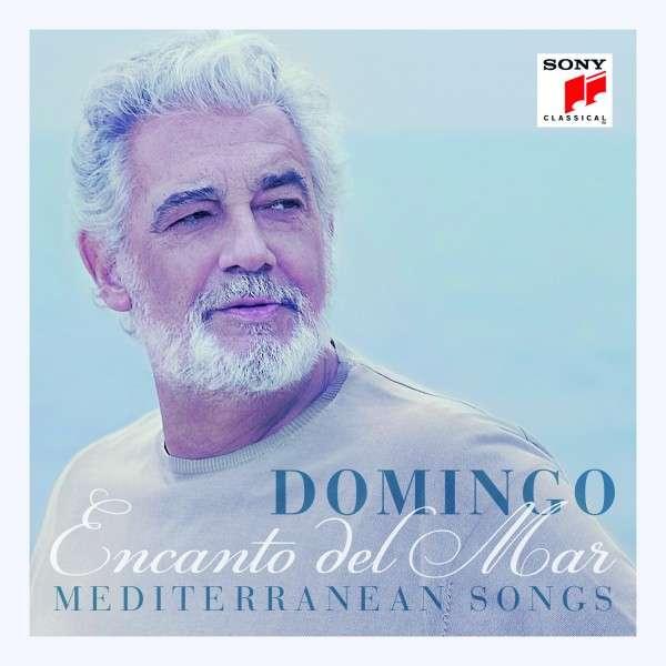 CD DOMINGO, PLACIDO - Encanto del Mar - Mediterranea