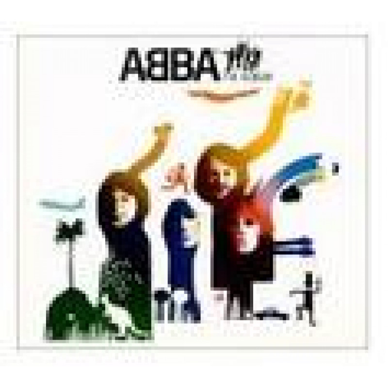 ABBA - CD THE ALBUM
