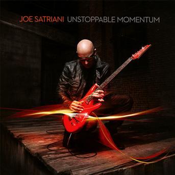 CD SATRIANI, JOE - Unstoppable Momentum