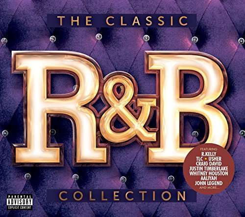 CD V/A - Classic R&B Collection