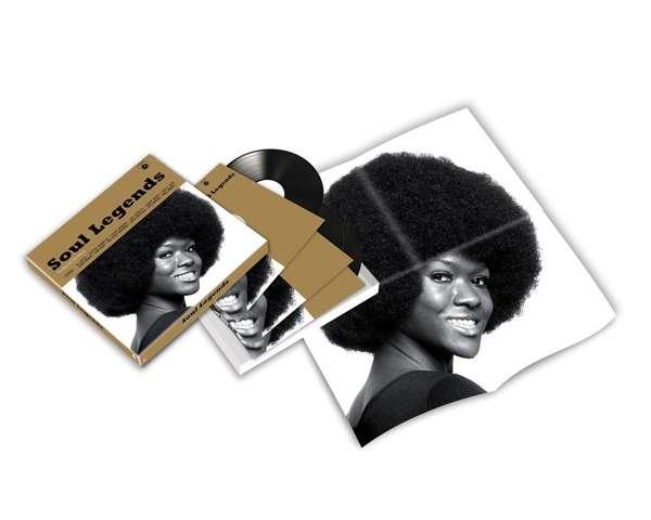 Vinyl V/A - SOUL LEGENDS