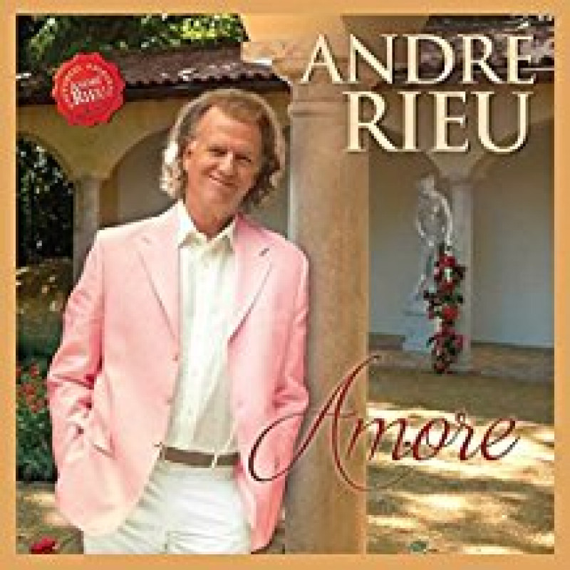 CD RIEU ANDRE - AMORE