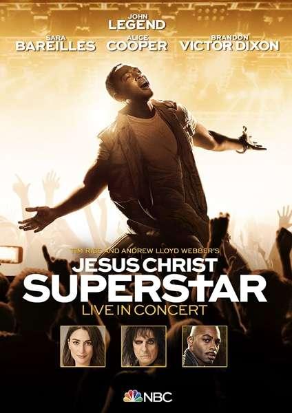 DVD MUSICAL - Jesus Christ Superstar Live in