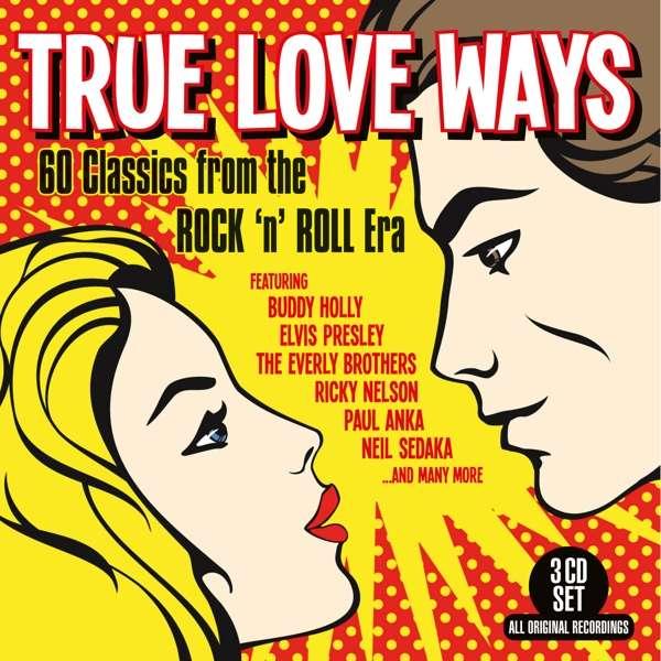 CD V/A - TRUE LOVE WAYS