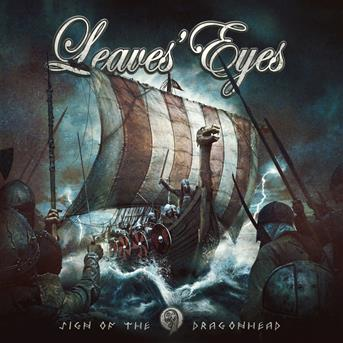 CD LEAVES' EYES - SIGN OF THE DRAGONHEAD