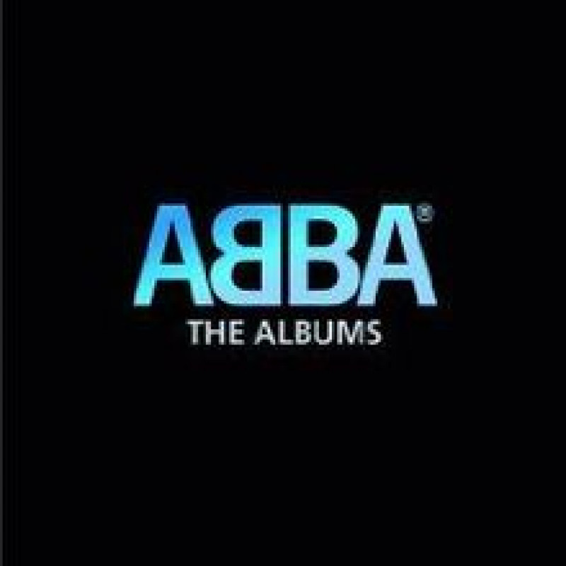 ABBA - CD THE ALBUMS - 9CD BOX