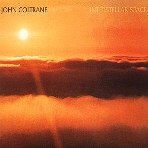 CD COLTRANE JOHN - INTERSTELLAR SPACE