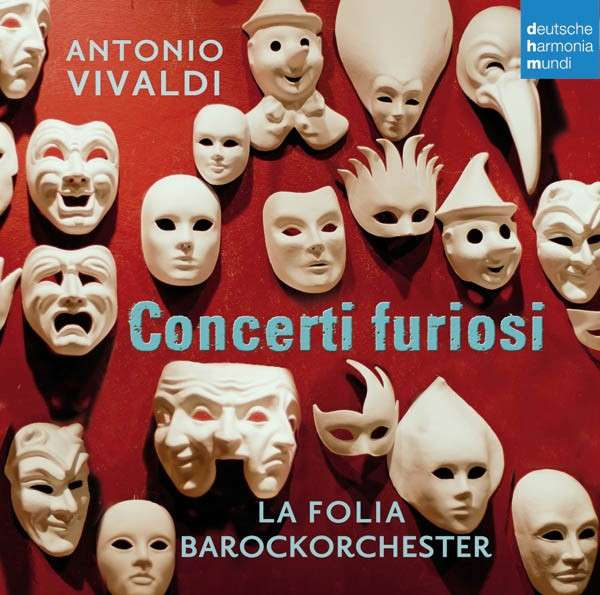 CD VIVALDI, A. - Vivaldi: Concerti Furiosi
