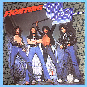 THIN LIZZY - CD FIGHTING