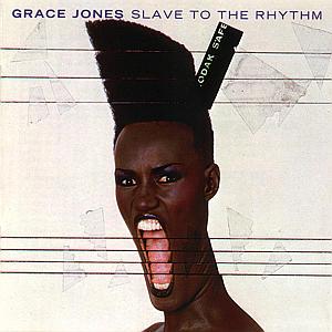 CD JONES GRACE - SLAVE TO THE RHYTHM