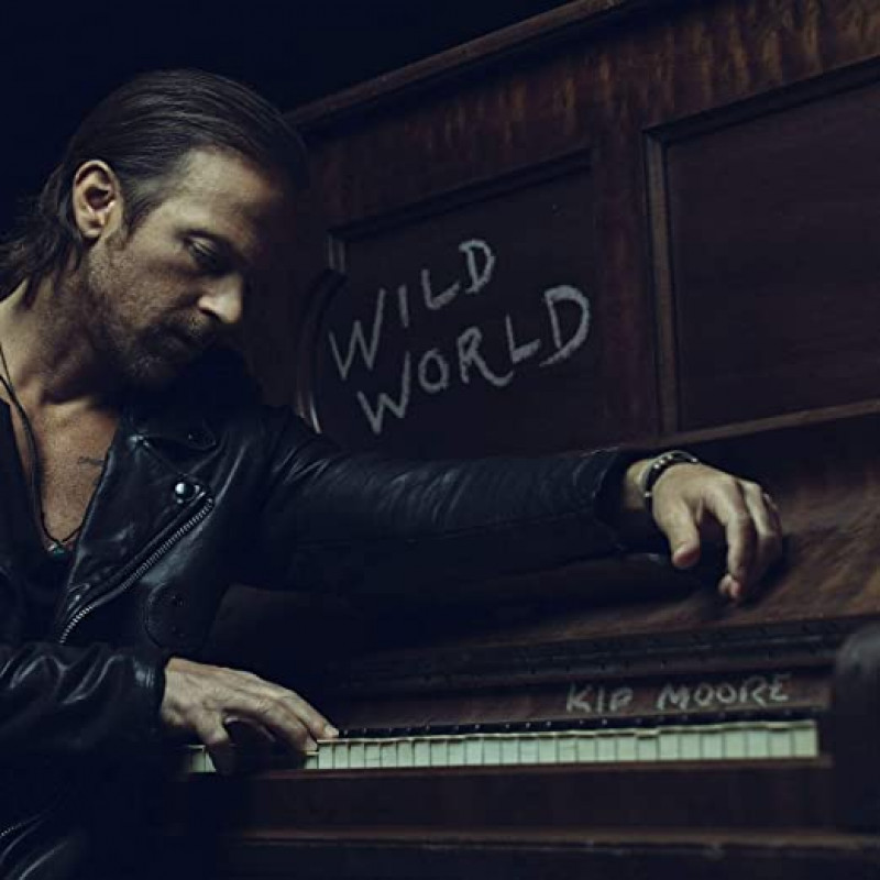 MOORE KIP - CD WILD WORLD