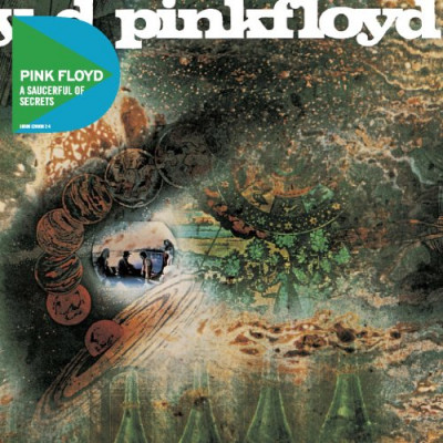 Pink Floyd - CD A SAUCERFUL OF SECRETS (2011)