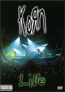 Korn - DVD Live At the Hammerstein