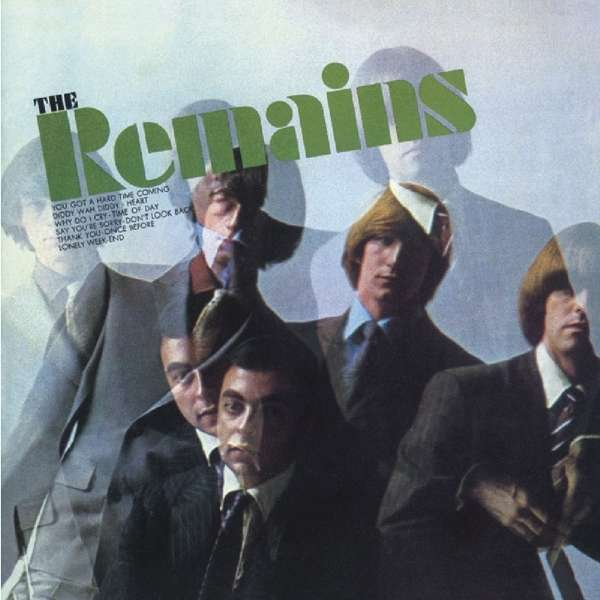 CD REMAINS - REMAINS + 10