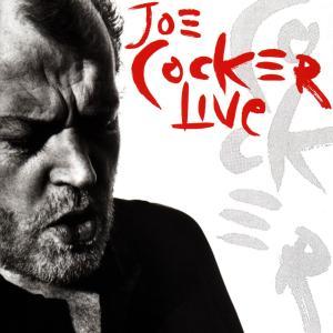 CD COCKER, JOE - JOE COCKER LIVE !