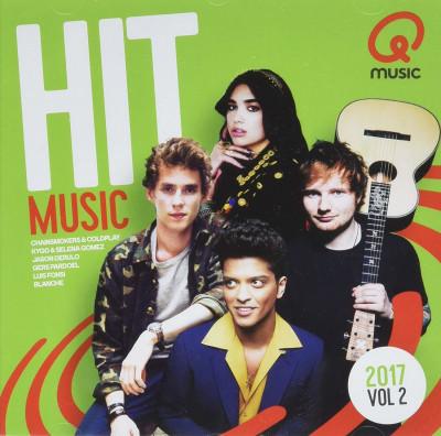 CD V/A - HIT MUSIC 2017 VOL.2