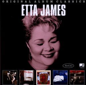 CD JAMES, ETTA - Original Album Classics