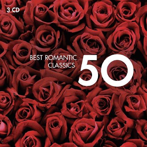 CD V/A - 50 BEST ROMANTIC CLASSICS
