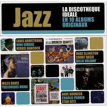 CD V/A - PERFECT JAZZ COLLECTION 10 VOL. 1