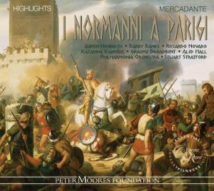 CD MERCADANTE, S. - O NORMANNI A PARIGI