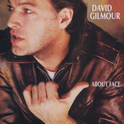 CD GILMOUR, DAVID - ABOUT FACE (REMASTER)