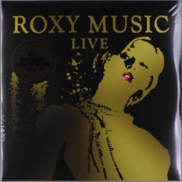 Roxy Music - Vinyl LIVE
