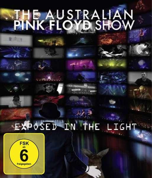 Blu-ray AUSTRALIAN PINK FLOYD SHO - EXPOSED IN THE LIGHT