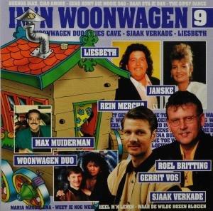 CD V/A - IN 'N WOONWAGEN 9