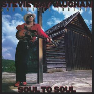 Vinyl VAUGHAN, STEVIE RAY - SOUL TO SOUL