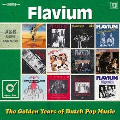 CD FLAVIUM - GOLDEN YEARS OF DUTCH POP MUSIC