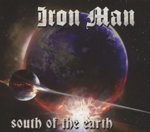 Iron Man - CD SOUTH OF THE EARTH