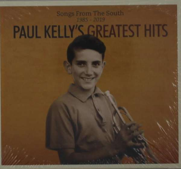 CD KELLY, PAUL - SONGS FROM THE SOUTH
