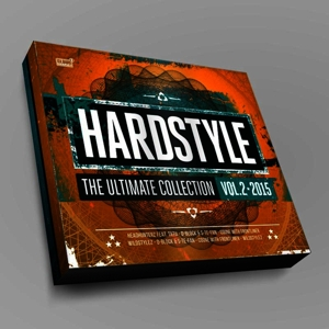 CD V/A - HARDSTYLE ULTIMATE COLLECTION 02/2015