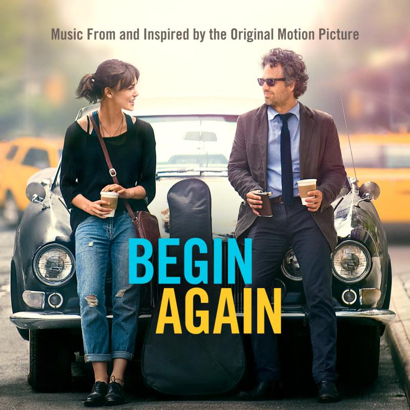 Soundtrack - CD BEGIN AGAIN / český název Love Song