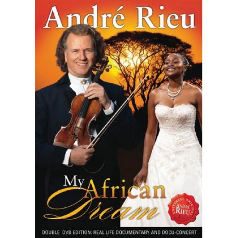 DVD RIEU ANDRE - MY AFRICAN DREAM