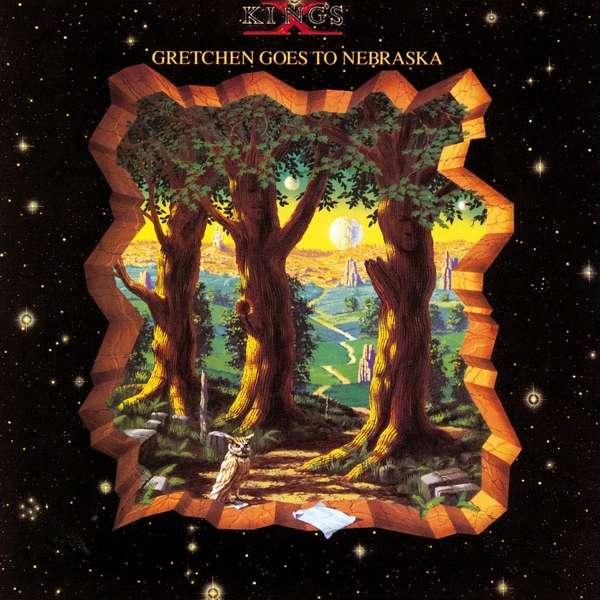 King's X - CD GRETCHEN GOES TO NEBRASKA
