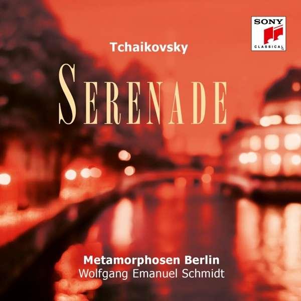 CD TCHAIKOVSKY, P.I. - Tchaikovsky: Serenade