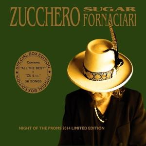 CD ZUCCHERO - ALL THE BEST - ZU&CO