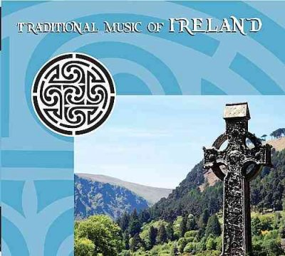 CD V/A - TRADITIONAL MUSIC OF IRELAND