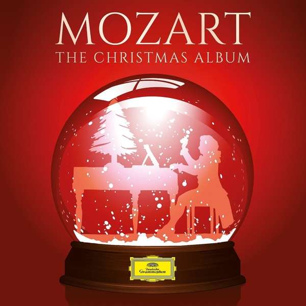 CD RUZNI KLASIKA - MOZART-THE CHRISTMAS ALBUM