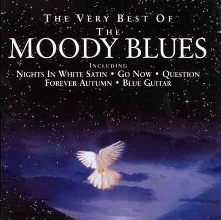 CD MOODY BLUES - THE BEST OF