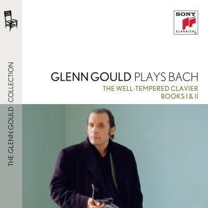 CD BACH, J.S. - Glenn Gould plays Bach: The We