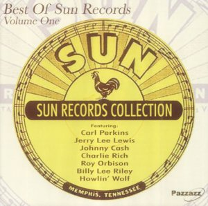CD V/A - BEST OF SUN RECORDS 1