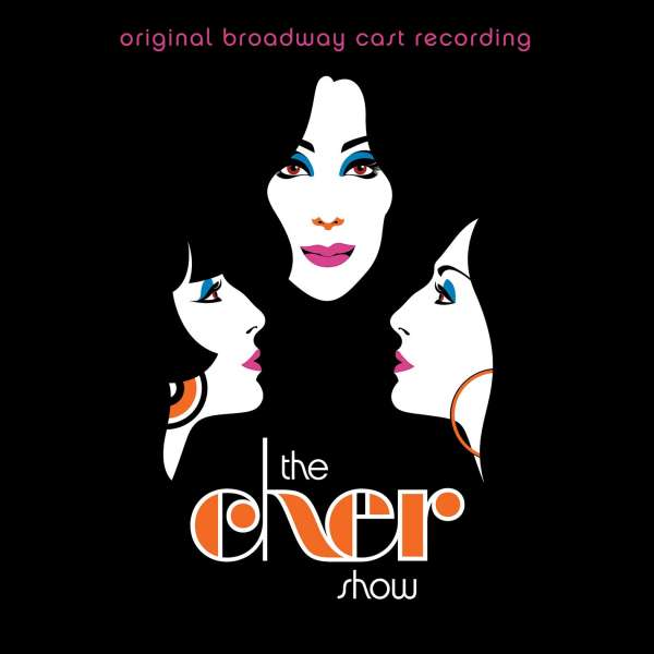 CD VARIOUS ARTISTS - THE CHER SHOW OBCR