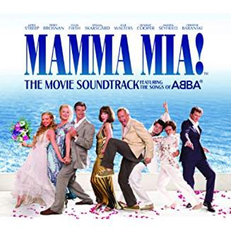 Soundtrack - Vinyl MAMMA MIA | THE MOVIE-2008